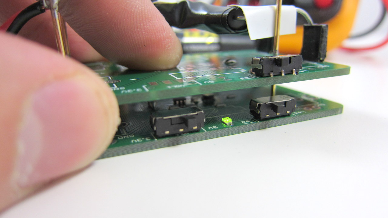 The Making Of Aasaver Circuit Pen Ebay Because Is A Regulated Voltage Booster Main Things I Need To Test Are Whether Its Output Voltages Within Spec 5v And 33v It