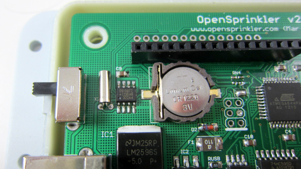 Noise Coupling Issue With Ds1307 Rtc Digital Clock Using Pic Microcontroller And Img 2704 Recommended Layout