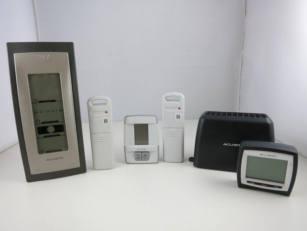 Reverse Engineer Wireless Temperature / Humidity / Rain
