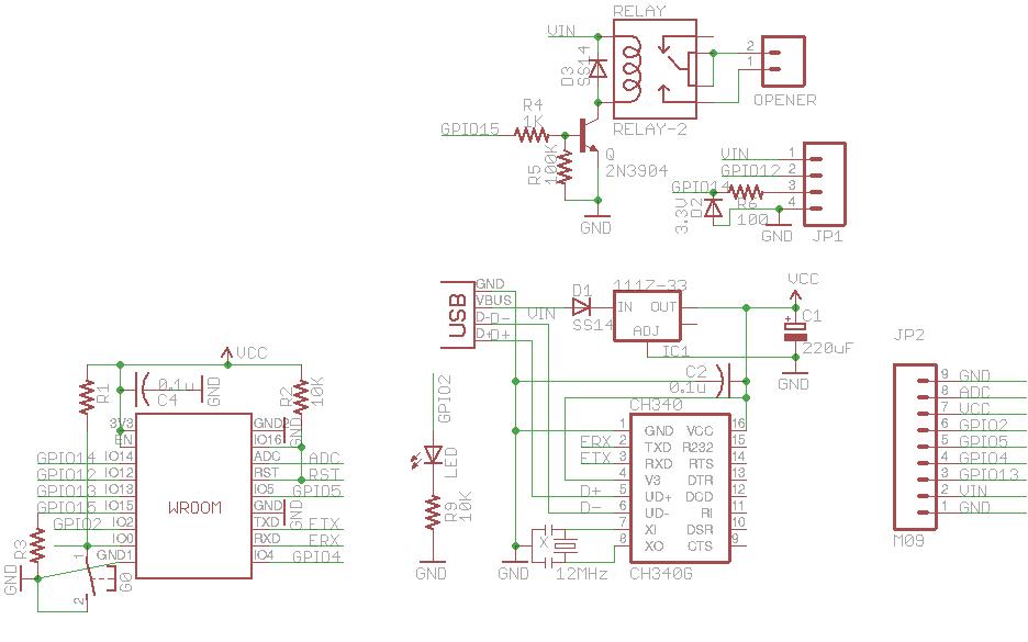 Introducing OpenGarage: an Open-Source WiFi Garage Door